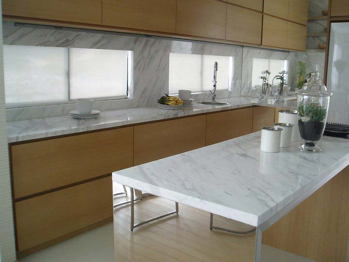Granite Kitchen Top