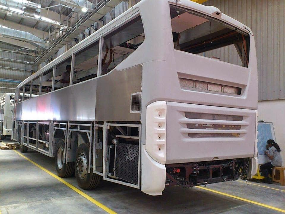 Bus Bodies Manufacturers Exporters Suppliers India