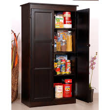 Portable Kitchen Pantry, Steel Containers, Interior ...